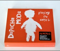 DEPECHE MODE Playing The Angel Remixes 3CD BOX SET
