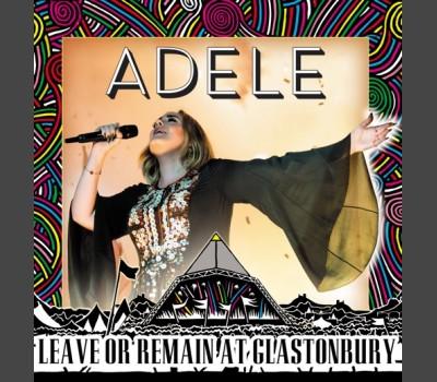 ADELE Live at Glastonbury Festival 2016 2CD set