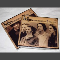 THE BEATLES Greatest Hits 4CD set
