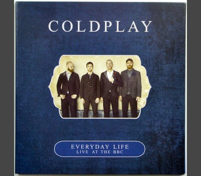 COLDPLAY Live At The BBC/London History Museum 2019 CD