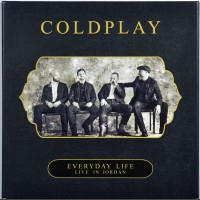 COLDPLAY Yesterday Life LIVE IN JORDAN 2019 CD+DVD set