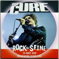 THE CURE Live at  Rock en Seine Festival Paris 2CD set