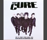 THE CURE Live at Sydney Opera House 2CD set