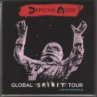 DEPECHE MODE Live in Stockholm 2017 Global Spirit Tour 2CD set