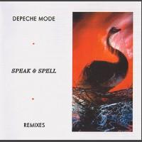 DEPECHE MODE Speak & Spell Remixes CD