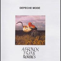 DEPECHE MODE A Broken Frame Remixes CD