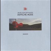 DEPECHE MODE Music For The Masses Remixes CD