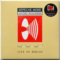 DEPECHE MODE Music For The Masses Tour: Live in Berlin 1987 2CD set
