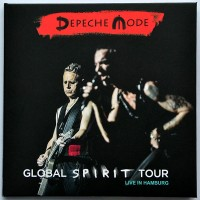DEPECHE MODE Live in Hamburg 2018 Global Spirit Tour 2CD set