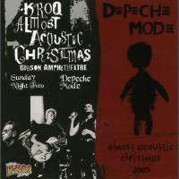 DEPECHE MODE Almost Acoustic Christmas KROQ 2005 CD
