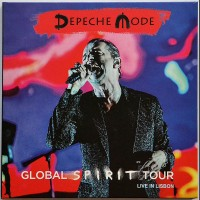 DEPECHE MODE Live in Lisbon Portugal 2017 Global Spirit Tour 2CD set