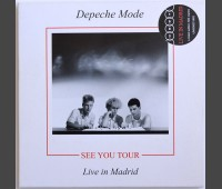 DEPECHE MODE See You Tour: Live in Madrid, Spain 1982 CD