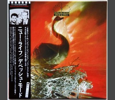 DEPECHE MODE Speak & Spell JAPAN MINI LP 2010 edition CD