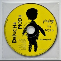 DEPECHE MODE Playing The Angel Instrumentals CD