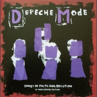 DEPECHE MODE Songs Of Faith And Devotion XX Anniversary Edition CD