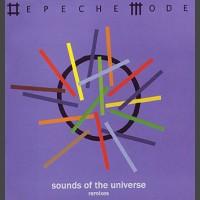 DEPECHE MODE Sounds Of The Universe Remixes CD