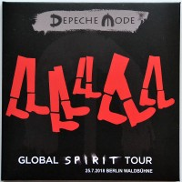 DEPECHE MODE Berlin Waldbühne 25/07/2018 2CD set
