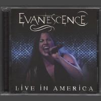 EVANESCENCE Live in America 2016/2017 2CD set