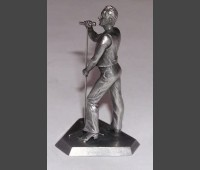 DAVE GAHAN Depeche Mode Exclusive Touring The Angel Tin Figurine