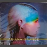 ARIANA GRANDE Greatest Hits 2CD set