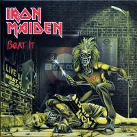 Iron Maiden BEAT IT Live in Bremen Germany 1981 CD+DVD set