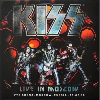 KISS Live in Moscow 2019 End Of The Road Tour 2CD set