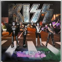 KISS Rock And Roll Over LA 2019 WHISKY A GO GO Live CD