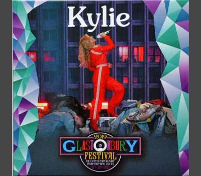 KYLIE MINOGUE Live at Glastonbury 2019 Kylie Summer Tour Show CD+DVD set
