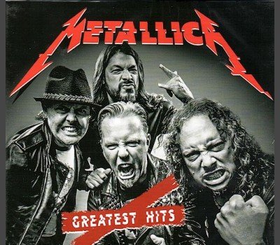 METALLICA Greatest Hits 2CD set