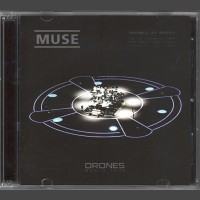 MUSE Drones At Bercy Live in Paris 2016 2CD set