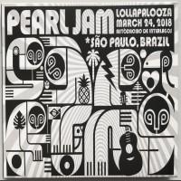 PEARL JAM Live at Lollapalooza 2018 World Jam Tour 2CD set