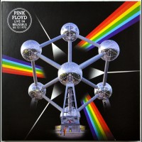 PINK FLOYD Live in Brussels 1972 DARK SIDE OF THE MOON TOUR 2CD set