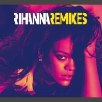 RIHANNA Remixes 2CD set
