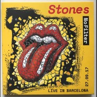 THE ROLLING STONES Live in Barcelona 2017 No Filter Tour 2CD set