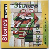 THE ROLLING STONES Live in Dublin 2018 No Filter Tour 2CD set