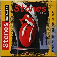 THE ROLLING STONES Live in Southampton 2018 No Filter Tour 2CD set