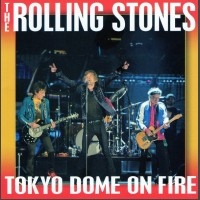 THE ROLLING STONES Tokyo Dome On Fire 2014 2CD set