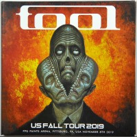 TOOL Live in Pittsburg US Fall Tour 2019 2CD set