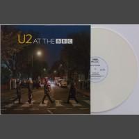 "U2 At the BBC LP WHITE VINYL 12"" Record"