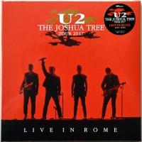 U2 Live in Rome 2017 Joshua Three Tour 2CD set