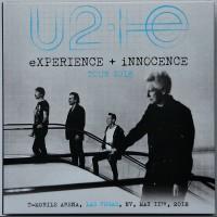 U2 Live in USA 2018 eXPERIENCE + iNNOCENCE Tour 2CD set