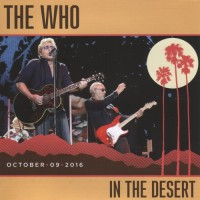 THE WHO In The Desert Live 2016 2CD set