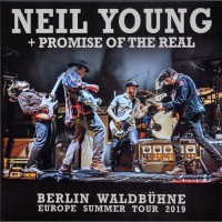 NEIL YOUNG Live in Berlin Waldbühne 2019 2CD set
